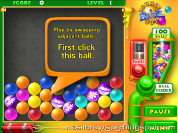 Bounce blitz out screenshot 2