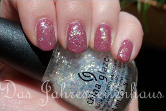 Catrice Welcome to Roosywood mit China Glaze Luxe and Lush 2