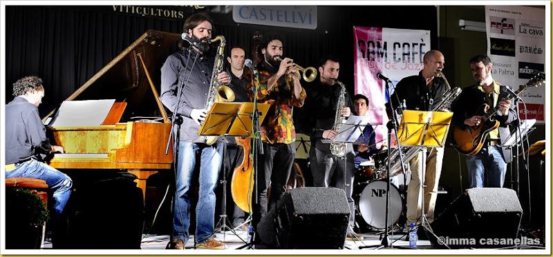 NELSON PROJECT, Vilafranca del Penedès 2013