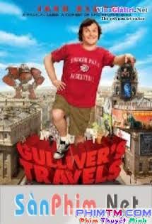 Gulliver Du Ký -  Gulliver