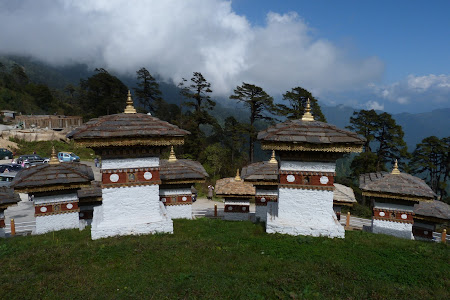 Imagini Bhutan: Dochu La