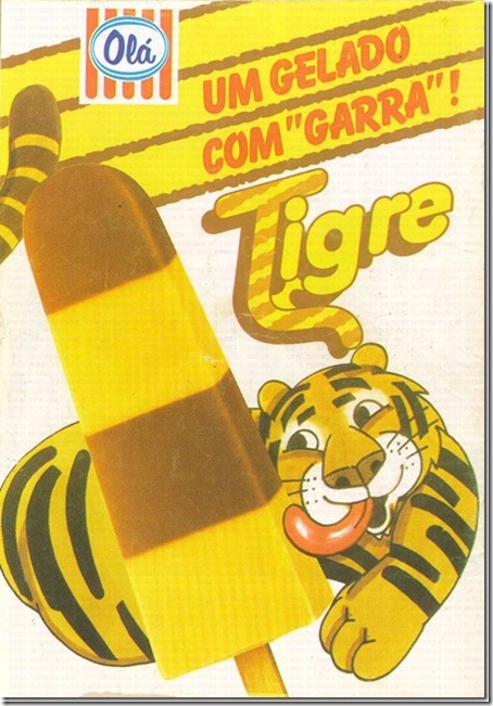 gelado ola tigre santa nostalgia