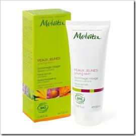 מלויטה- פילינג אורגני לאיזון עור מעורב שמן צילום גון סל