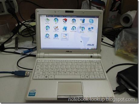 บันทึกช่าง ติดตั้ง Linux บน Asus Eee PC 900