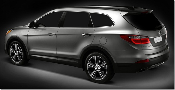 Hyundai Santa Fe 2013 (2)