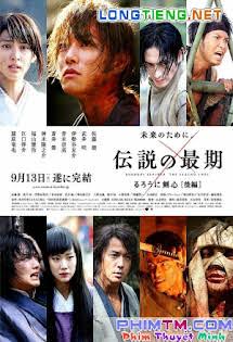Lãng Khách 3: Huyền Thoại Kết Thúc - Rurouni Kenshin: The Legend Ends Tập 1080p Full HD