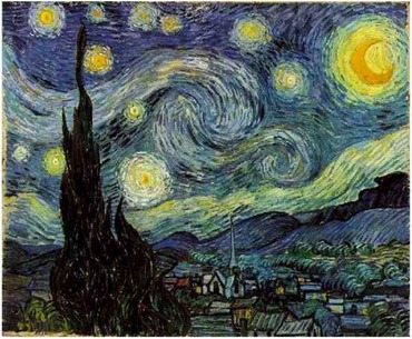 starry night vangogh