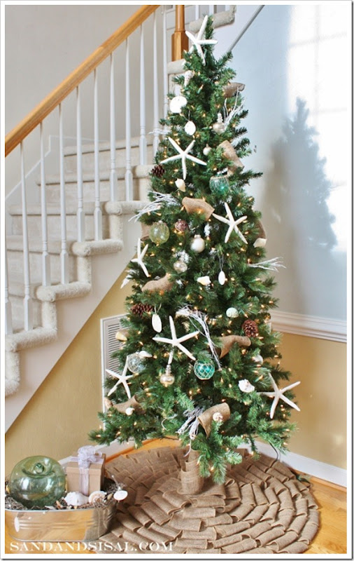 Coastal Christmas Tree by Sand & Sisal (504x800)