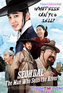Bộ Tứ Lừa Đảo - Seondal: The Man Who Sells the River Tập HD 1080p Full