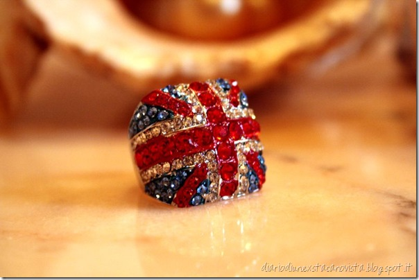 oasap union jack ring