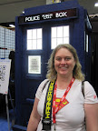 me and the Tardis!
