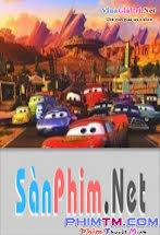 Vương Quốc Xe Hơi 1 - Cars