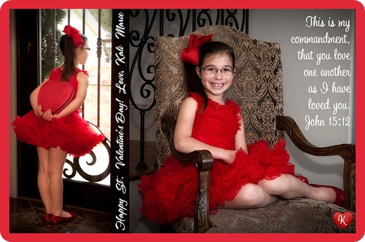 Kali Valentine's Day Card 2012 (W)