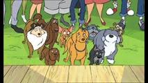 18 les chiens