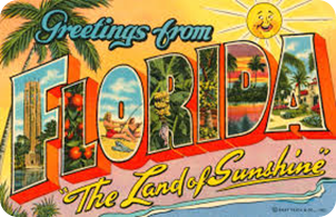 FL postcard
