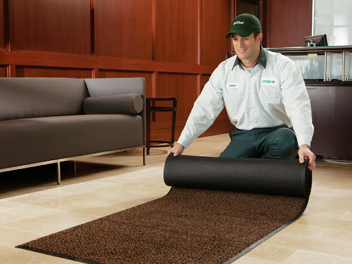 UniFirst floor mat rental services supply specialty mats designed to lower maintenance costs, prevent slip and fall accidents, improve worker productivity, and protect sensitive equipment against dust and dirt damage. UniFirst commercial floor mats are designed to trap and hold dirt and moisture before it gets into your place of business. Explore more options at: http://www.unifirst.com/facility-services/commercial-floor-mats/