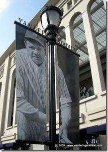 A visit to the new Yankee stadium