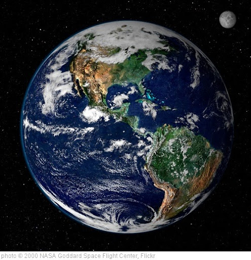 'Earth from Space' photo (c) 2000, NASA Goddard Space Flight Center - license: http://creativecommons.org/licenses/by/2.0/