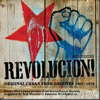 Various Artists - Revolucion! Original Cuban Funk Grooves 1967-1978 A