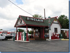 3756 Ohio - Bucyrus, OH - Lincoln Highway (State Route 19)(State Route 100)(Hopley Ave) - Sinclair Station