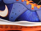 hardwood lebron8 blue 03 First Look at Nike LeBron X Low   Cavs Hardwood Classic?!
