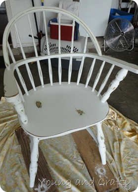 Windsor Chair 3