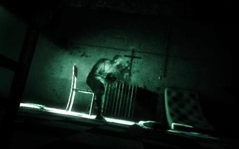 Outlast el mejor videojuego de terror
