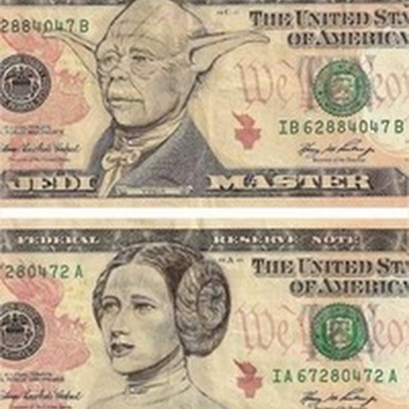 Si los billetes tuvieran otros personajes históricos