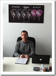Jesús Gurrea se incorpora a Kaitt como Director Comercial de la marca.