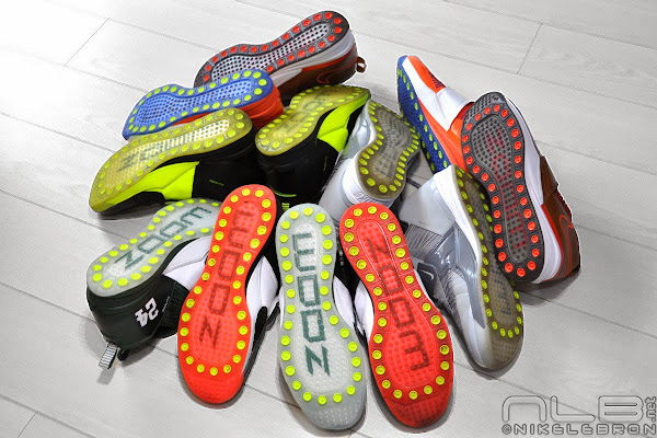 LeBronDNA Ken Link amp Nike Zoom Revis Appreciation Post