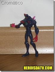 cromático Bonecos Ben 10 Força Alienígena - brinquedos