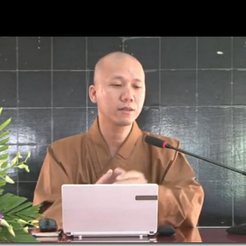 ĐĐ Thích Minh Thành thuyết giảng tại chùa Giác Lâm – 18/05/2014, 1:30PM