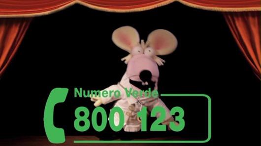 ¡Llamad a este número para chivaros de vuestros coleguis si parece que tienen el Gerber! ¡Chao!