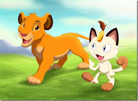 El Rey León,The Lion King,Simba (21)