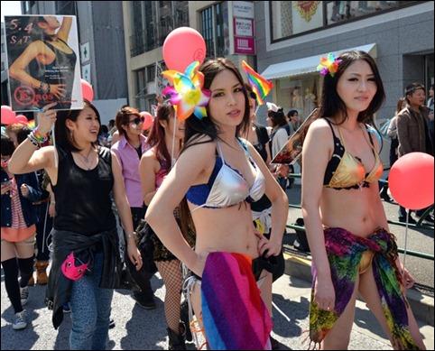 Parada Gay Toquio 2013 03