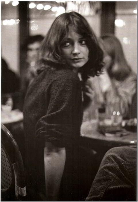 café à Montparnasse, 1978