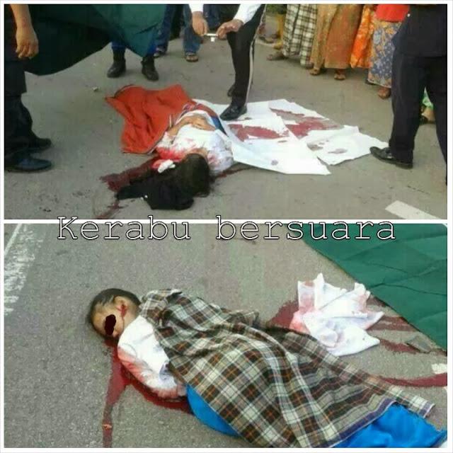 Gambar Kemalangan Di Laloh Kuala Krai