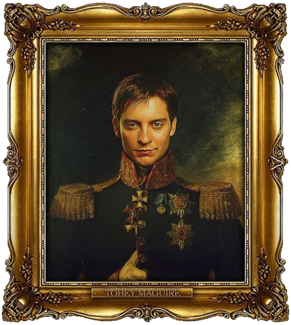 Tobbey Maguire