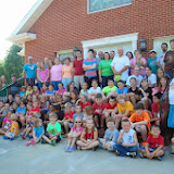 2014 WBFJ Keeping the Kool in Bible Skool VBS Express  - Friendship Baptist Church - Germanton - 7-2