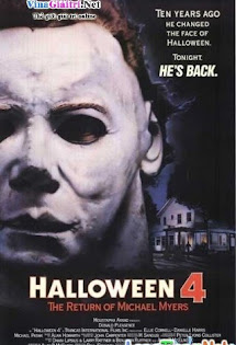 Halloween 4: Sự Trở Lại Của Michael Myers - Halloween 4: The Return Of Michael Myers