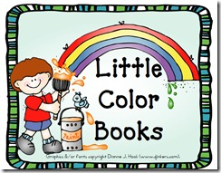 Little Color Books Title Pic