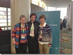 Cheryl Goff, Jolene Passey and myself