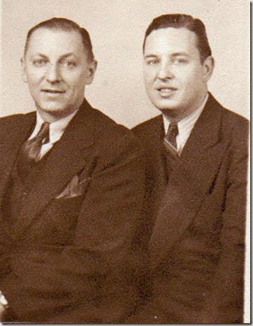 GRandpa W.&Dad1942