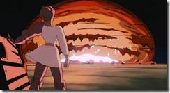 Nausicaa Explosion