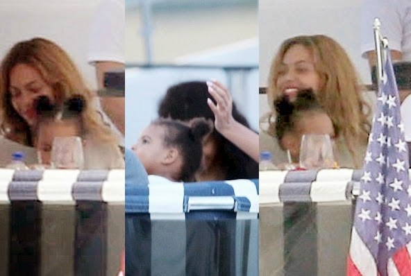 Welcome To Trendymates Blog Jay Z And Beyonce Shows Off Blue Ivy S New Hairstyle