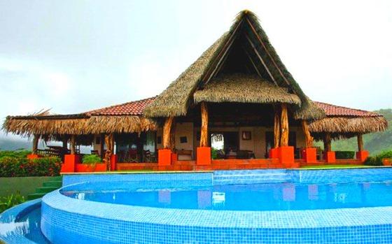 Punta Islita Casa Atardecer Pool and Rancho
