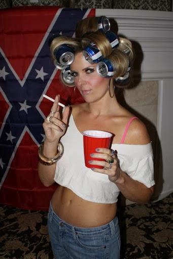 White Trash Costume Ideas For Women White trash party White Trash Women Outfits