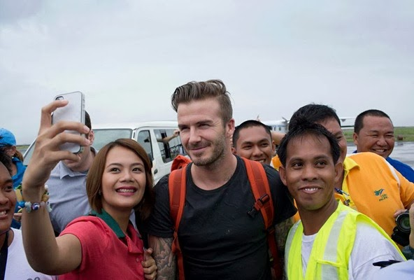 David Beckham Typhoon Haiyan Unicef (8)
