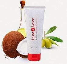 Увлажняющий крем для рук Live&Love / Moisturizing hand cream
