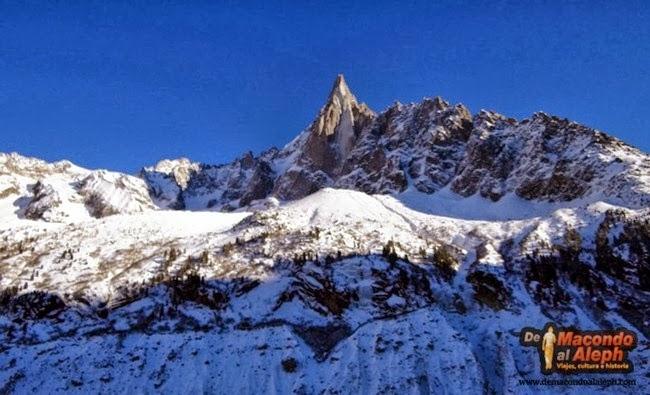 Mer de Glace Chamonix-Mont-Blanc France 6